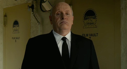 Anthony Hopkins stars in Hitchcock trailer: watch now Hitchcock, the biopic of Sir Alfred that hones in on the period he made classic slasher Psycho, has been teasing with images and posters for some time now, and at last a trailer has arrived.