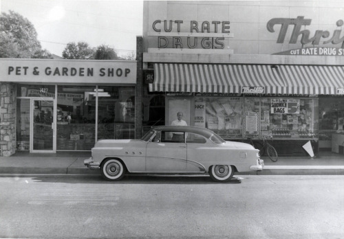 THRIFTY DRUG STORE - 1957  HUNTINGTON DRIVE, SOUTH PASADENA