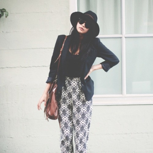 I'm giving away a pair of these Line & Dot pants with @shopkoshka on my blog! http://blushingambition.blogspot.com/ (Taken with Instagram)