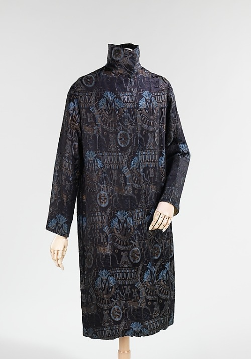 Coat 1928 The Metropolitan Museum of Art