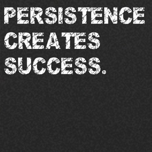 Persistence Creates Success. It took me two years of persistence to get my first shoot from Condé Nast Traveler today. I'm happy I kept trying! 😀 #coaching #lifetips #happy #grateful #photography  (Taken with Instagram)