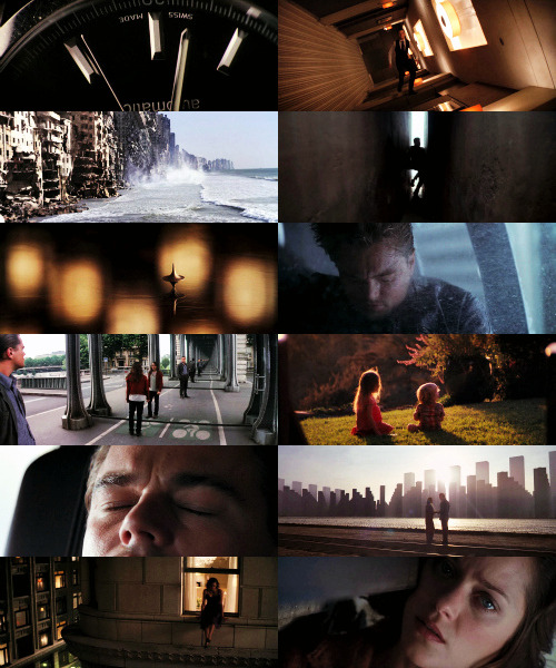 Favourite Cinematography | Inception (2010)