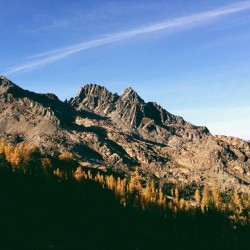 Ingalls Peak #alpinelakes #vscocam (Taken with Instagram)