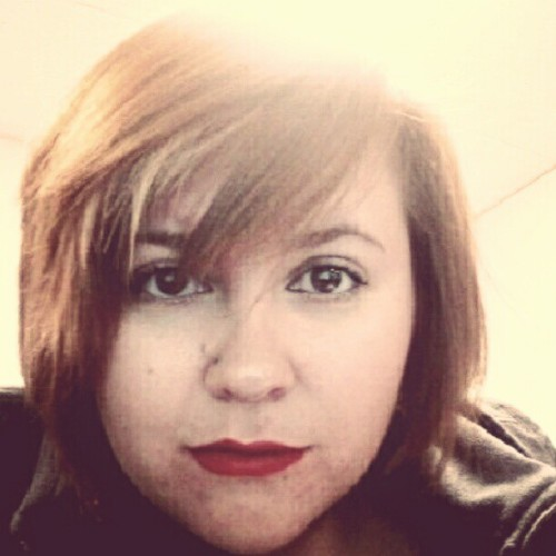 Because red lipstick is the best. (Taken with Instagram)