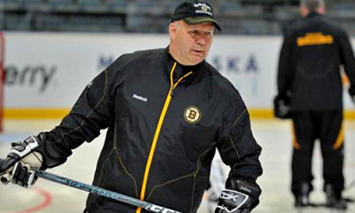 "B's Foundation Hosting ""Coached by Claude"" Raffle  The Boston Bruins Foundation is raffling off the chance for a lucky Massachusetts youth hockey team to be coached by Bruins Head Coach Claude Julien for a game. The raffle is open now at bruinsraffles.org and continues through Monday, October 22 at 1:00 p.m. ET. Net proceeds will benefit the Foundation and Massachusetts Hockey."