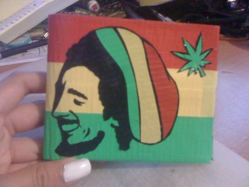 BOB MARLEY Wallet Photo & Wallet by: Mamadukes