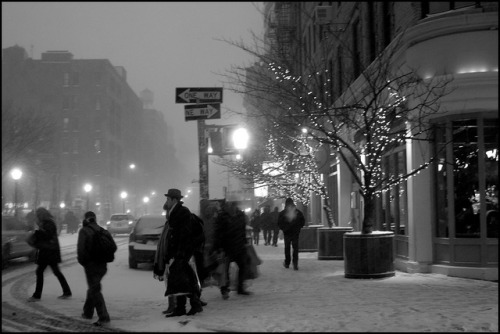 Winter in Soho by Everita on Flickr.