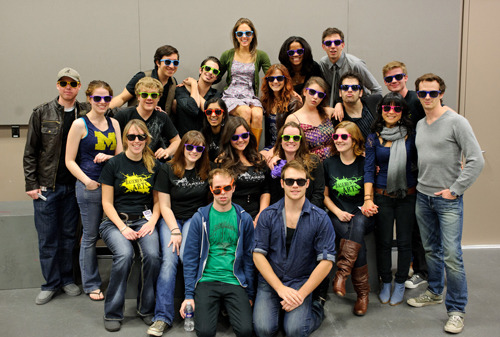 Favorite Pictures of Team Starkid (1/10)