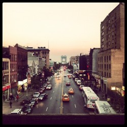 ellensperry:  Harlem (Taken with Instagram)