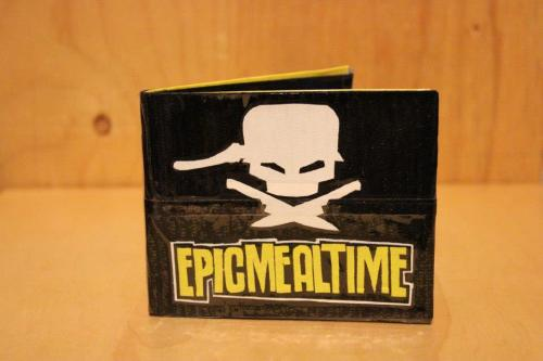 Epic Meal Time Wallet Photo & Wallet by: Mamadukes