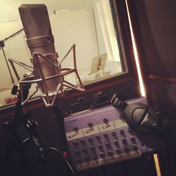 Studio!!! (Taken with Instagram)