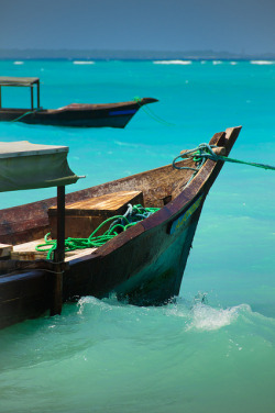 souls-of-my-shoes:  Dhows by MichaelCook87 | Zanzibar
