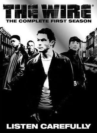 "Very, very slowly I'm working my way through season 1 of ""The Wire"". As in the fifth episode slowly. Not sure if I really like the look of the series yet. Looks very much like late 90's-early 2000's TV. (Probably because it pretty much is.) Either way, I'm told that this show gets 'otherworldly' as time goes on. I'm ready."