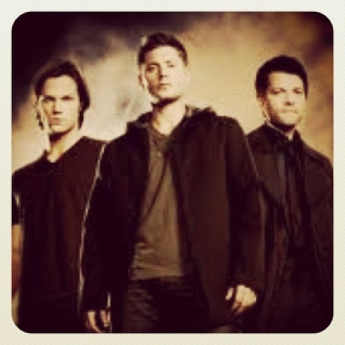#supernatural  (Taken with Instagram)