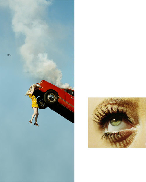 "(via Alex Prager - BOOOOOOOM!) ""Compulsion"", a series of photo diptychs by Alex Prager."