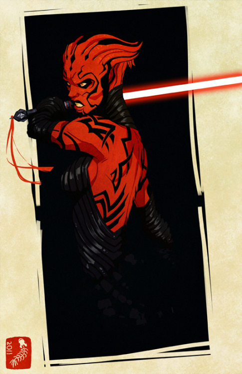 Darth Usir - Sith happens again by ~Zarnala