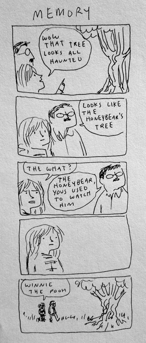beatonna:  let my father impress you with his memory skills  This is also my memory style