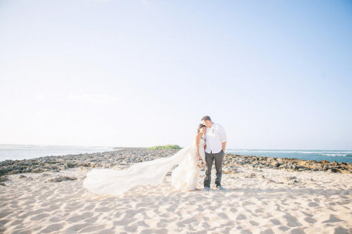 modernweddingshawaii:  Oahu, Hawaii