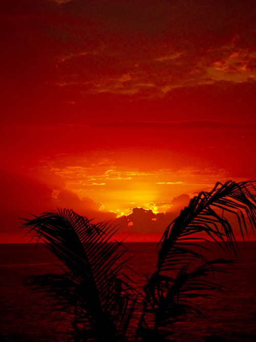 galixies:  Jamaican Sunset l By Lorie   Calm.
