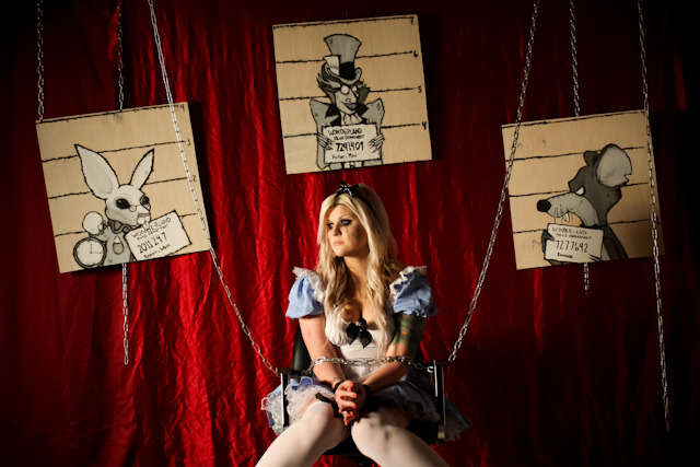 Alice in Chains by ~Darkheart-Photo