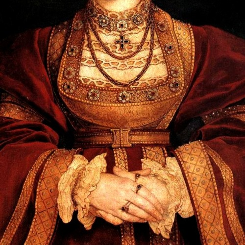 poisonwasthecure:  Portrait of Anne of Cleves (detail) Hans Holbein the Younger 1539