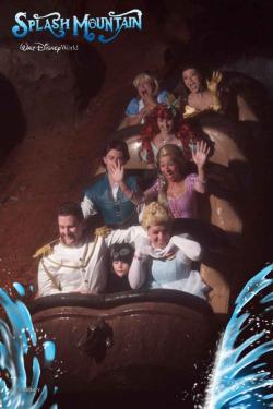 tangled disney Rapunzel Alice In Wonderland ariel disneyworld cinderella Belle Flynn Rider splash mountain WDW mnsshp