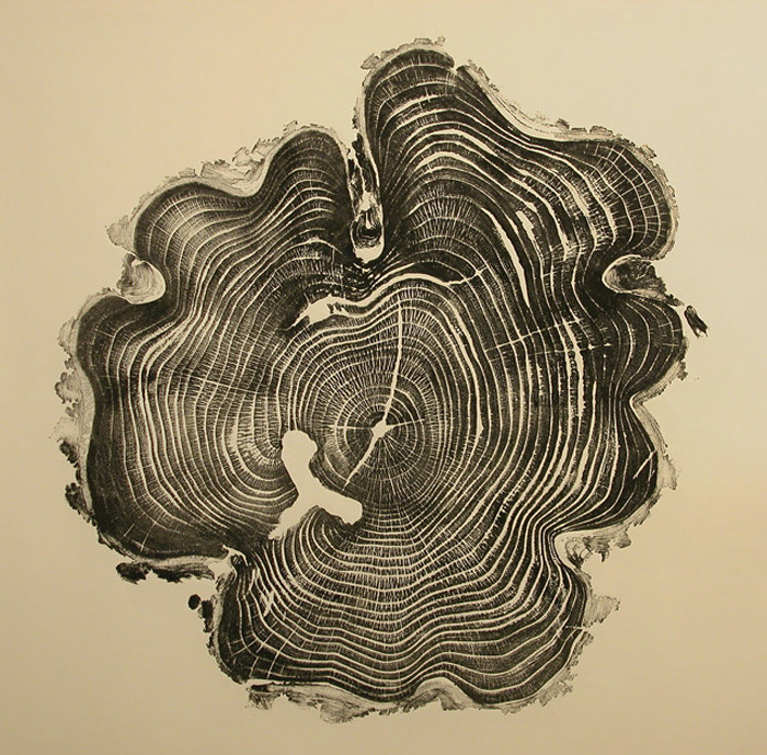 gaksdesigns:  Woodcut prints by Bryan Nash Gill