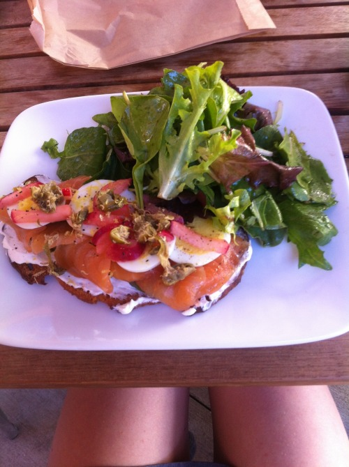 fit-s:  au-urora:  mm the best avocado and smoked salmon toast   fitspo blog