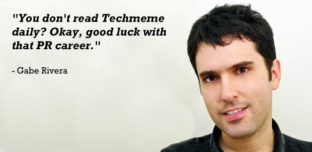 Gabe RiveraFounder, Techmeme