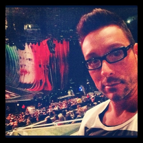Sooo Excited for #Madonna tonight!  (Taken with Instagram)
