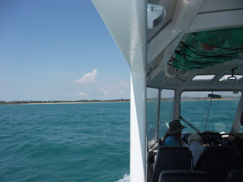 Cruising Darwin Harbour. Courtesy of Crowne Plaza Darwin