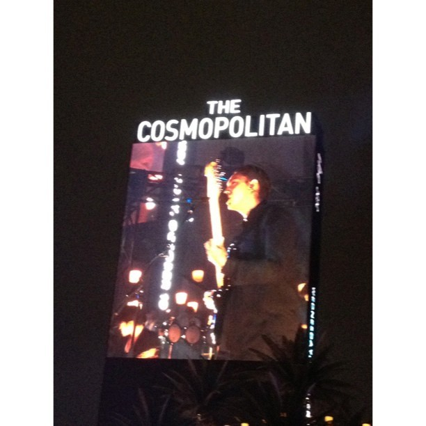 #Thexx #Vegas #Jamiexx (Taken with Instagram)