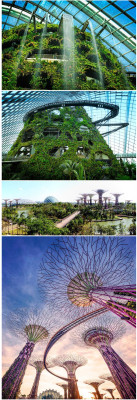 Gardens by the bay by grant associates and wilkinson eyre architects