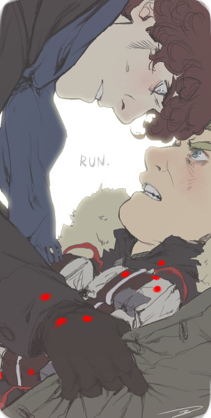 reapersun:  wanted to draw more angst suddenly
