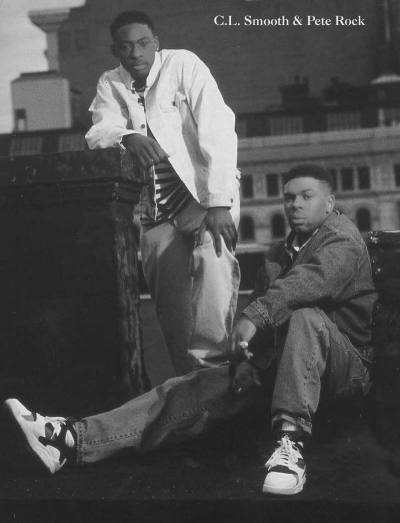 C.L. Smooth & Pete Rock