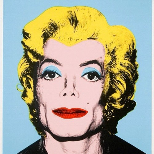 #michael#jackson#marilyn#andy#warhol#popart#art#instaart#style#fashion#redlips#blonde#stare by blackmagic01 http://instagr.am/p/Qo9Op3zThm/