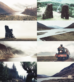 Harry Potter | scenery