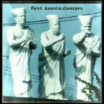 the first azonto dancers
