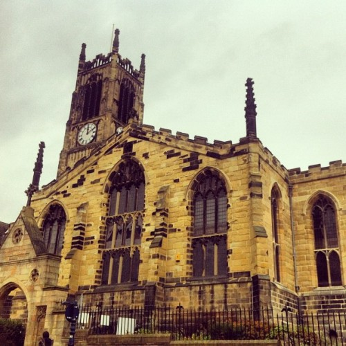 St Peter's Parish Church, Huddersfield.