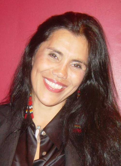 Joanelle Romero is the founder of Red Nation Media, which hosts the Red Nation Film Festival, and which is specifically designed to promote native women in film and television. (The ninth annual festival is happening the week of November seventh in Los Angeles.) Romero started her film career as an actress, in Barbarosa (a 1982 western), Parasite (1982), and Powwow Highway (1989). In 2000 she wrote, directed, and produced the documentary American Holocaust: When It's All Over I'll Still Be Indian.  She also co-founded Native American Heritage Month (which is in November), because she is amazing!