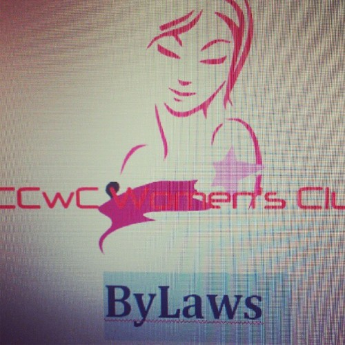 That's how serious we are about the club (Taken with Instagram)