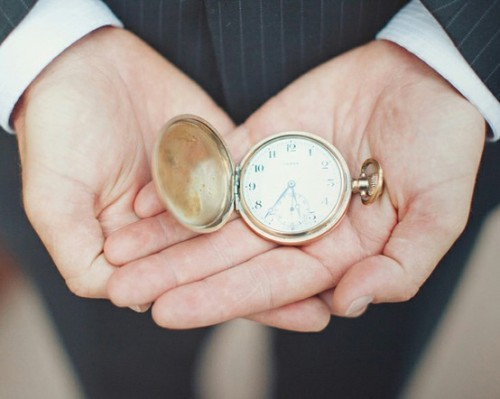 Pocketwatch for Groomsmen