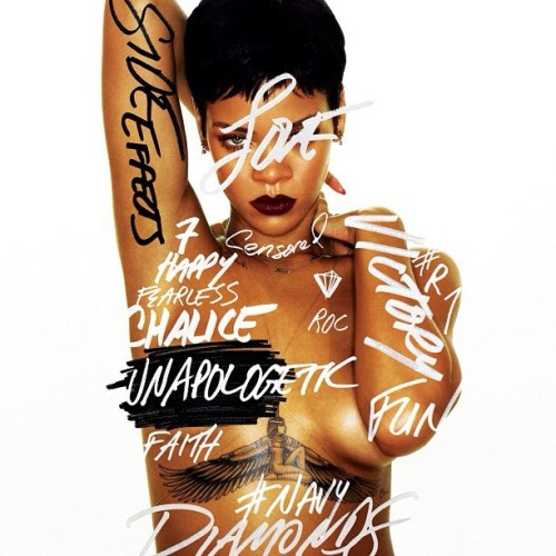 Unapologetic ….or is it #SideEffects  (Taken with Instagram)