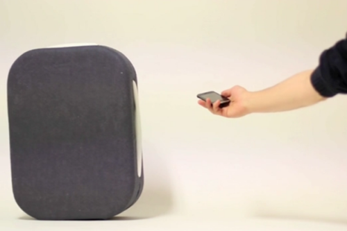 "Designer creates suitcase that follows its owner like a dog By Olivia Solon, wired.co.uk TechnologySpan­ish design­er Rodri­go Gar­cia Gon­za­lez has devel­oped a pro­to­type of a carry-on suit­case that will fol­low its owner around auto­mat­i­cal­ly, like a trusty pet.The suit­case, called ""Hop!"", con­tains three receivers tha…  This is an example of what might happen when robotics is getting cheaper, more available and an integrated part in the mind sets of designers of products and services."