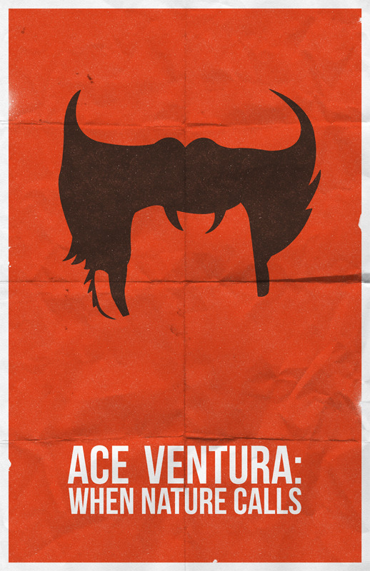 Ace Ventura: When Nature Calls poster by William Henry Goes perfectly with my Ace Ventura: Pet Detective poster. Prints available on Etsy at https://www.etsy.com/listing/111831175/ace-ventura-when-nature-calls-poster. ——— View my portfolio at http://www.williamhenrydesign.com. Please get in touch. I would love to work together on a project. You can also follow me on Twitter at http://www.twitter.com/billpyle and on Facebook at http://www.facebook.com/williamhenrydesign.