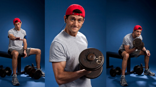 Paul Ryan Has Already Lost the Debate Based on These Workout Photos …Hey Paul Ryan, nice little red hat, did you bring that little red hat to the photo shoot yourself? Yeah, I bet you did. Does your little red hat help you with your concentration curls? Yeah. I bet it does. Fuck this guy.