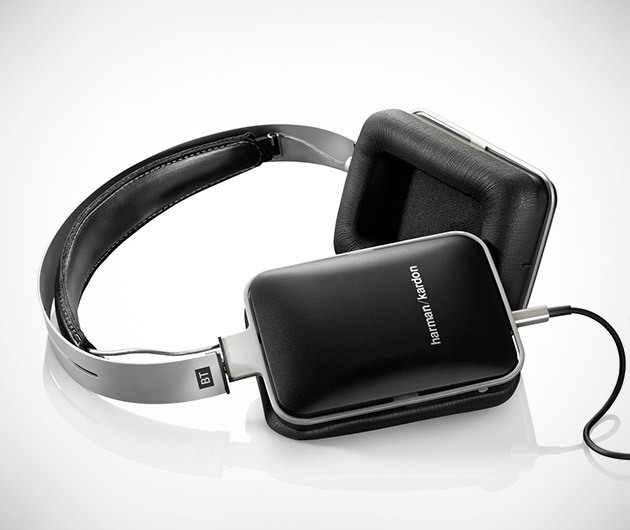 (via Harman Kardon BT headphones)