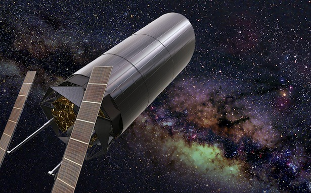 ATLAST: The Gargantuan Telescope Designed to Find Life on Other Planets [Image: Space Telescope Science Institute]