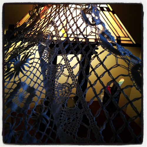 Lace, dreams, mystery…. (Taken with Instagram)