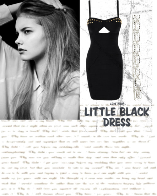LBD by racheldoughty featuring black dressesBlack dress